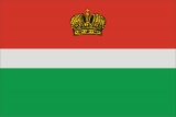 Флаг субъекта РФ Калужская область