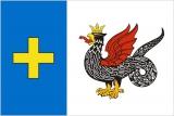 Флаг района Каширский Московская область