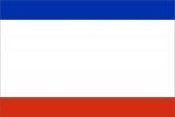Флаг субъекта РФ Республика Крым