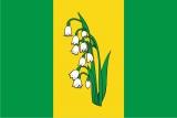 Флаг района Куркино города Москвы