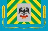 Флаг района Ленинский Московская область