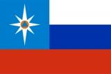 Флаг МЧС (представительский)