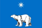 Флаг района Северное Медведково города Москвы