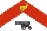 Флаг района Мещанский города Москва