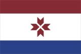Флаг субъекта РФ Республика Мордовия