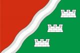 Флаг района Наро-Фоминский Московская область