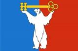Флаг города Норильск