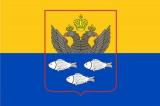 Флаг города Осташков Тверской области