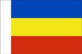 Флаг субъекта РФ Ростовская область