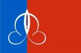 Флаг района Щелковский Московская область