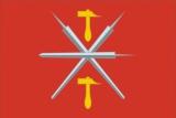 Флаг субъекта РФ Тульская область