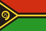 Флаг страны Вануату