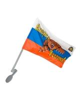 Флаг Вперед Россия на автомобиль