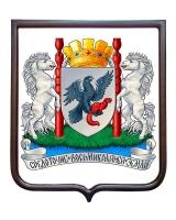 Герб города Якутска (гербовое панно)
