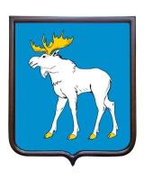 Герб города Йошкар-Ола (герб малый)