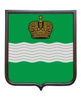 Герб Калужской области (герб малый)