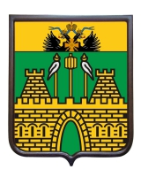 Герб Краснодарского края (герб малый)