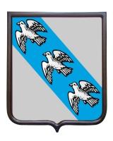 Герб Курской области (герб малый)
