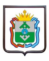 Герб Ненецкого автономного округа (гербовое панно)