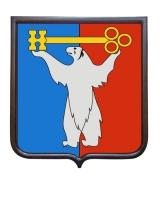 Герб города РФ Норильск