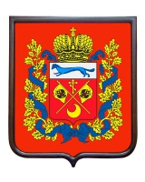 Герб Оренбургской области (гербовое панно)