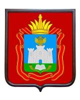 Герб Орловской области (гербовое панно)