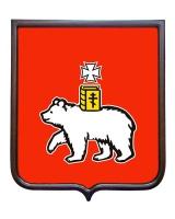 Герб Пермского края (герб малый)
