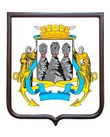 Герб города Петропавловска-Камчатского (гербовое панно)