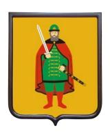Герб Рязанской области (герб малый)