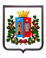 Герб города Ростов-на-Дону (гербовое панно)