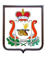 Герб Смоленской области (гербовое панно)