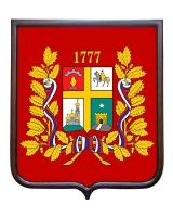 Герб города Ставрополя (гербовое панно)