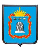 Герб Тамбовской области (гербовое панно)