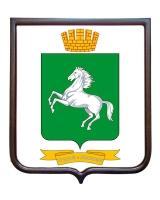 Герб города Томска (гербовое панно)