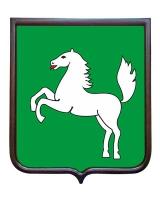 Герб субъекта РФ Томской области (герб малый)
