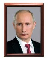 Портрет Путина В.В.